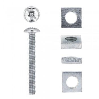 Eureka Gutter Bolt & Nut 6x50mm Quantity:4