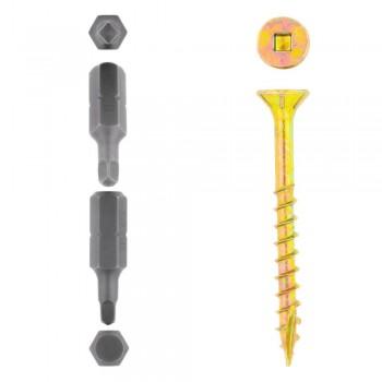 Eureka Cut-screw™ 5.0x50mm Quantity:40
