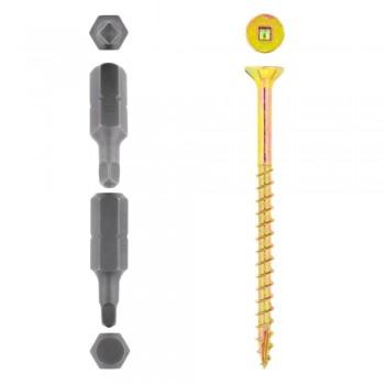 Eureka Cut-screw™ 5.0x75mm Quantity:35