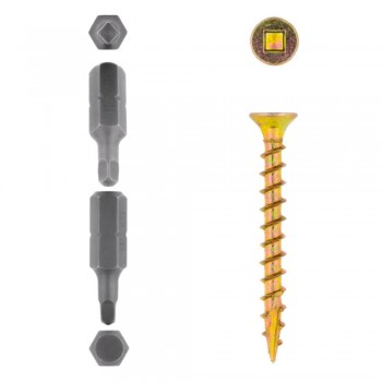 Eureka Cut-screw™ 4.0x40mm Quantity:20