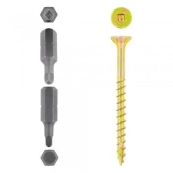 Eureka Cut-screw™ 5.0x60mm Quantity:30