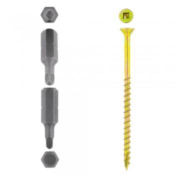 Eureka Cut-screw™ 4.0x75mm Quantity:30