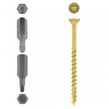 Eureka Cut-screw™ 4.0x60mm Quantity:200