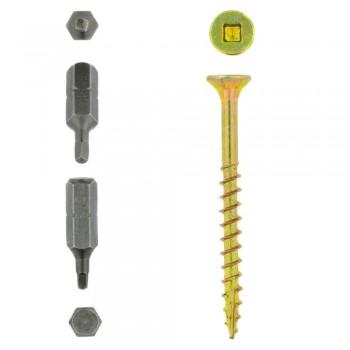 Eureka Cut-screw™ 3.5x40mm Quantity:500