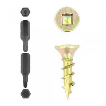 Eureka Cut-screw™ 4.0x16mm Quantity:200