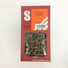 Svb Chipboard Screws M4.0 X 30mm Quantity:1000