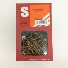 Svb Chipboard Screws M4.0 X 35 Mm Quantity:500