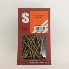 Svb Chipboard Screws M5.0 X 90mm Quantity:100