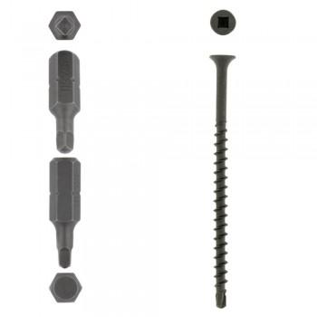 Eureka Drywall Screw Coarse Thread T5 4.2x75mm Quantity:150