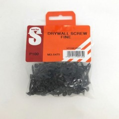 Value Pack Drywall Screws Fine M3.5 X 25mm Quantity:100