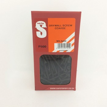 Svb Drywall Screws Course M4.0 X 50mm Quantity:500