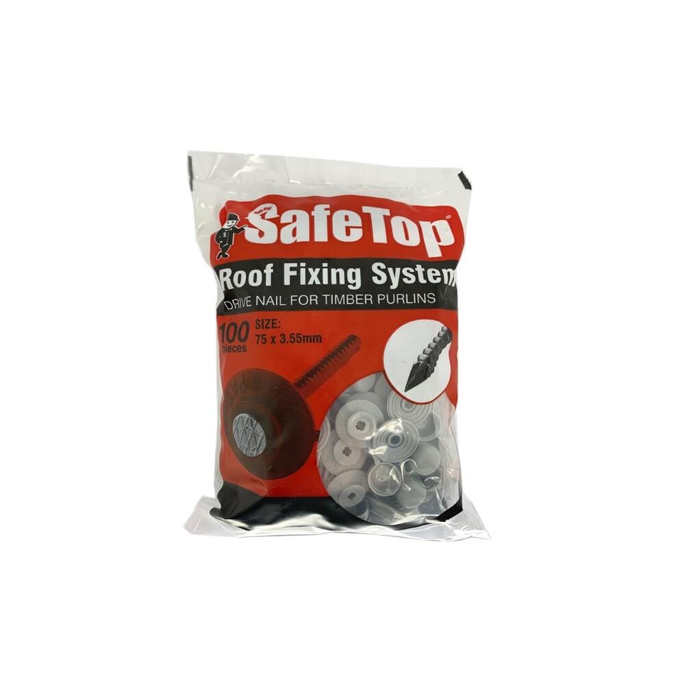 Safetop Grey 75mm Quantity:1