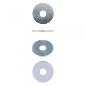 Eureka Washer Medium Zinc Plated 6x22x15mm Quantity:10