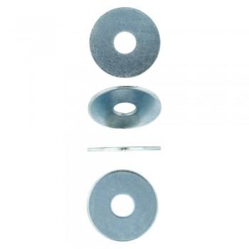 Eureka Washer Medium Zinc Plated 8x28x15mm Quantity:30