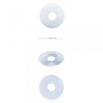 Eureka Washer Medium Zinc Plated 10x34x15mm Quantity:25