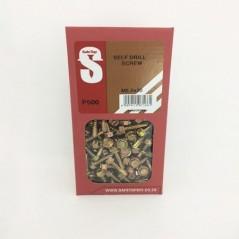 Svb Self D Screws & Banded W M5.5 X 20mm Quantity:200