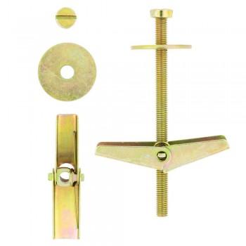 Eureka Toggle Spring & Bolt 50x75mm Quantity:6