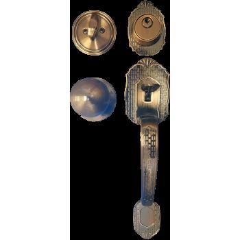 Entrance Cylinder Lockset