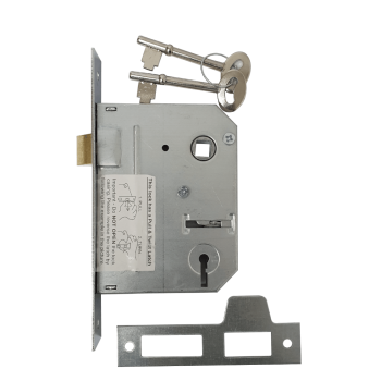 2 Lever Contractor Mortise Sabs Lock Insert