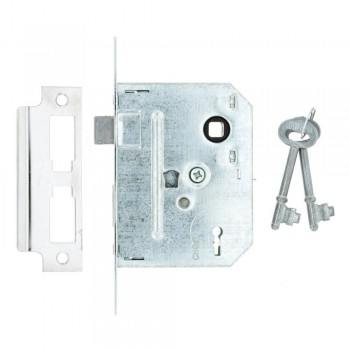 Fort Knox Chrome 2-lever Only Plated Quantity:1