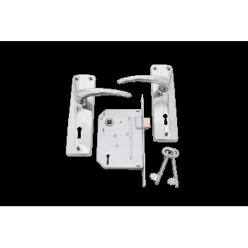 Mortise Lockset 2 Lever Bronze Series