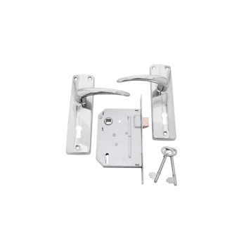Mortise Lockset 3 Lever Bronze Series