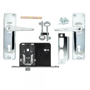Fort Knox Polypropylene 2-lever Handle Quantity:1