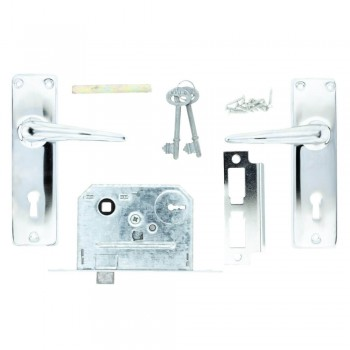 Fort Knox 2-lever Handle Quantity:1