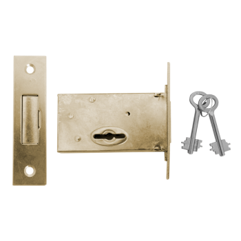 Security Gate Lock 6 Lever