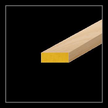 Cleat Hardwood 45x14/3m