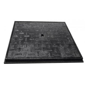 Manhole Cast Iron 450mmx600mm