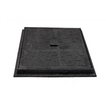 Manhole Cast Iron 380mmx380mm