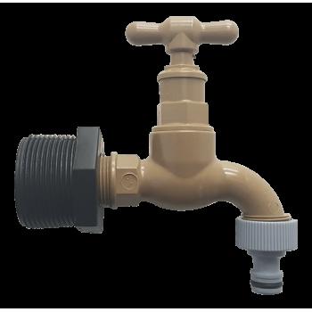 Water Tank Tap & Reducer