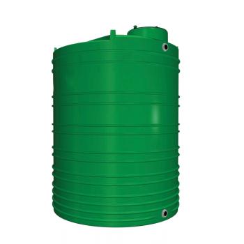 2200 Vertical Tank Green Water