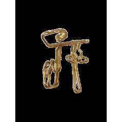 50 R7 Brass Hooks