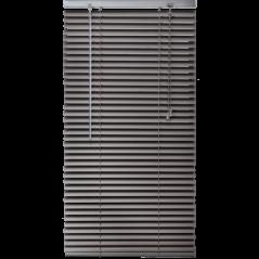 1.0m X 1.0m Pvc Blind, Grey In Colour