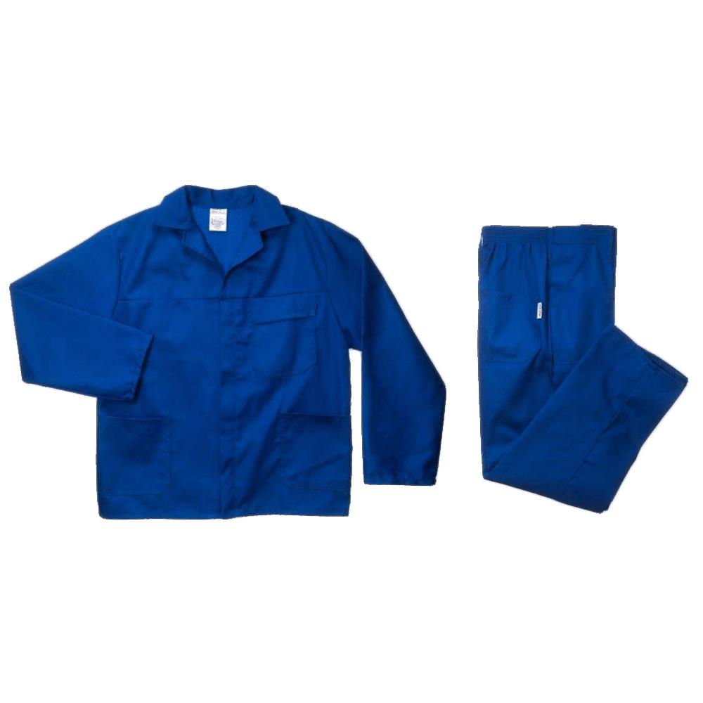 Poly Cotton Conti Suit