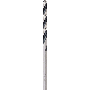 Bosch Metal Drill Bit Hss Pointteq 3.0mm