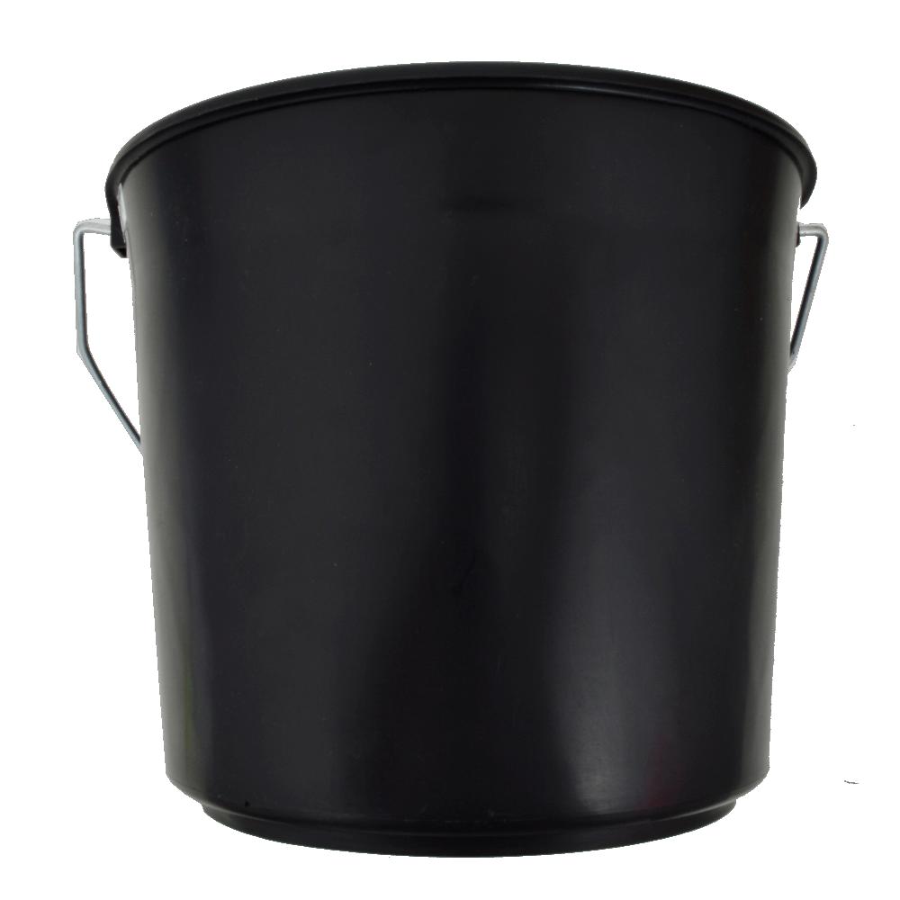 Builders Bucket Plastic Round