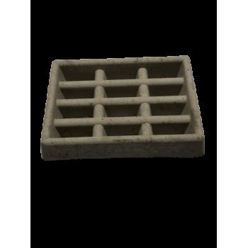 Air Brick Concrete Grey
