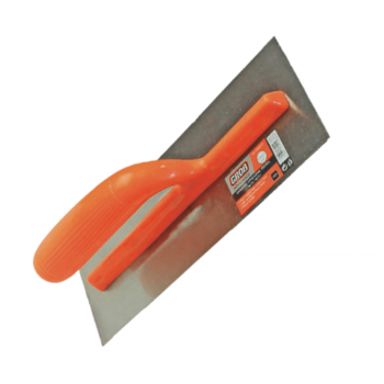 Adhesive Spreading Trowel Without Teeth