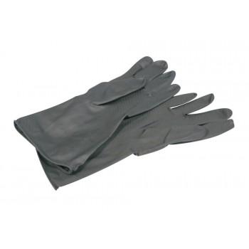 Gloves Latex Builders Black 204mm