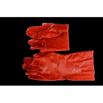 Gloves Pvc Str Cuff 204mm