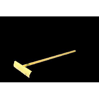 Lasher 16 Tooth Yellow Rake