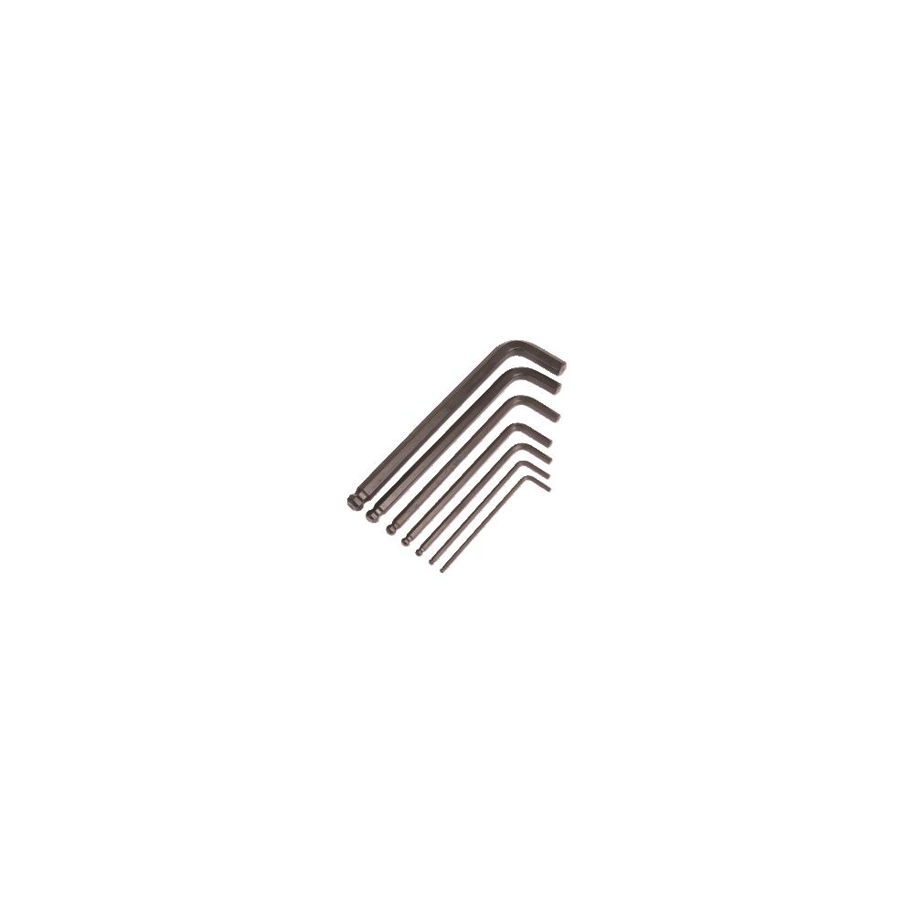 Allen Key Set 1.5 To 10mm