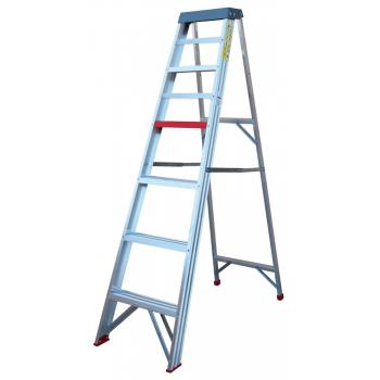 A-frame Ladder Aluminium 8 Step 2.4m