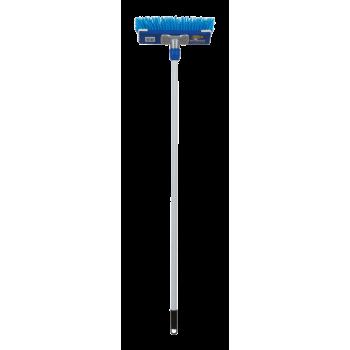 300mm Stiff Bristle Securilock Delux Broom With Metal Handle
