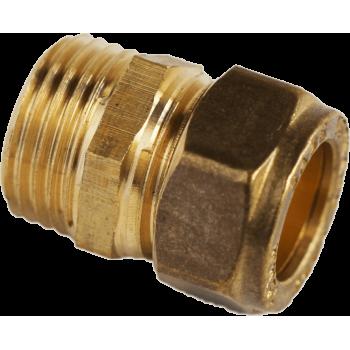 Compression Cxmi Str Coupler 15mmx1 Sabs