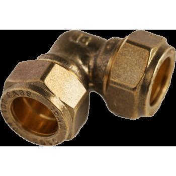 Compression Cxc Elbow 90 15mmx1 Sabs