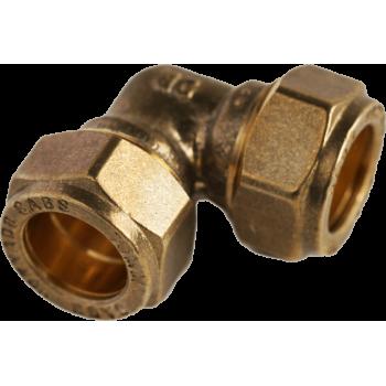 Compression Cxc Elbow 90 22mmx1 Sabs